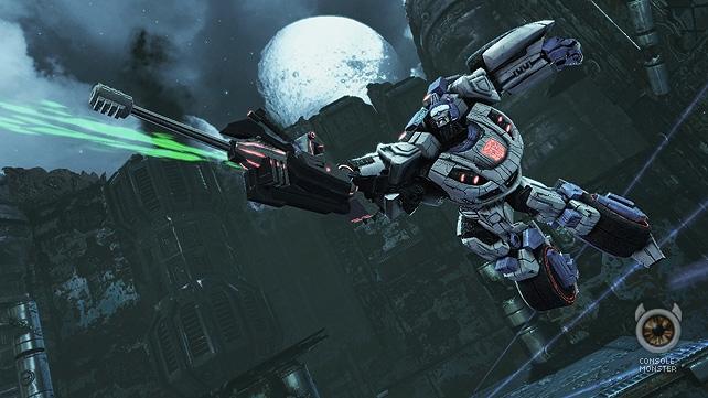 Fall of Cybertron Launch trailer