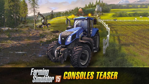 Farming Simulator 15 - Debut Trailer