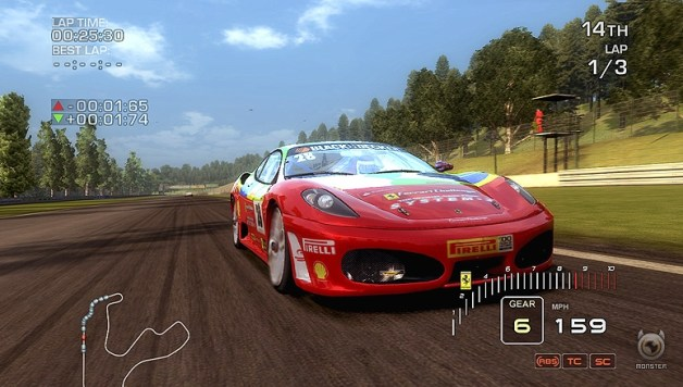 Ferrari Challenge (PS3) Review