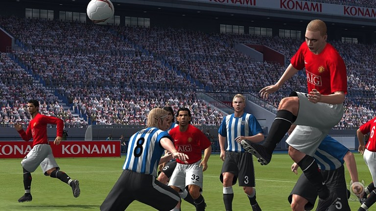 First PES 09 Details Revealed