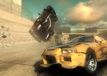 FlatOut Coming to 360