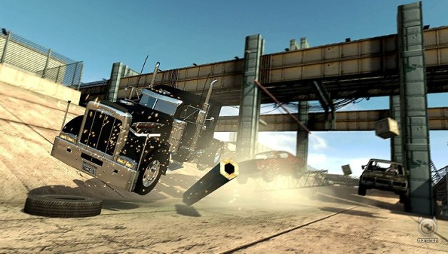 FlatOut Ultimate Carnage: Media & Details