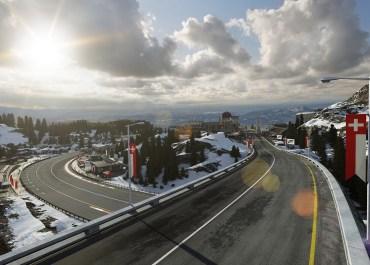 Forza Motorsport 5 - Bernese Alps