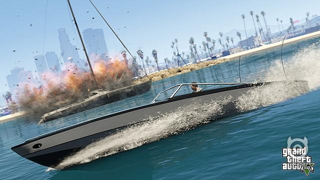 GTA V takes UK Video Games Chart top spot