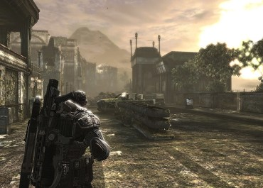 Gears of War 2 Avatar Clothing reduced