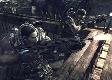 Gears of War 2 title update details
