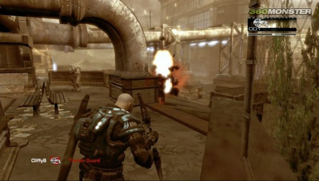 Gears of War Gets Patched