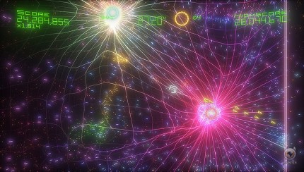 Geometry Wars 2 (360) Review
