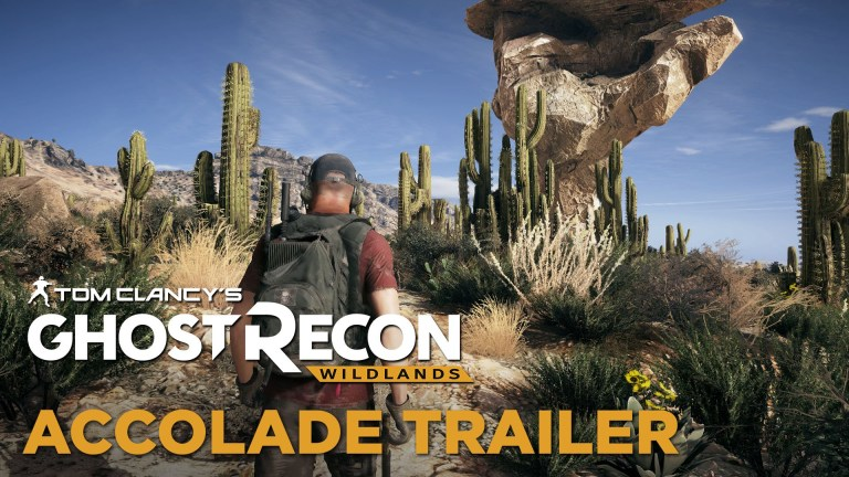 Ghost Recon: Wildlands - Accolade Trailer