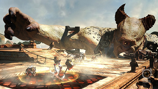 God of War: Ascension Collector's and Special Edition revealed