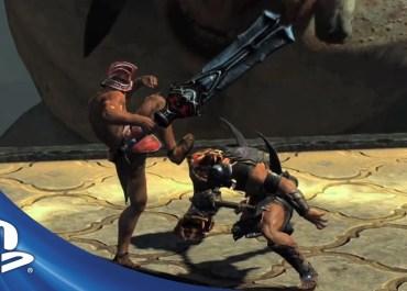 God of War: Ascension - E3 Multiplayer Gameplay