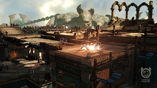 God of War: Ascension to feature multiplayer