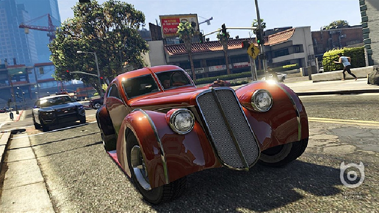 Grand Theft Auto V retains top spot in UK Video Game Chart for third week