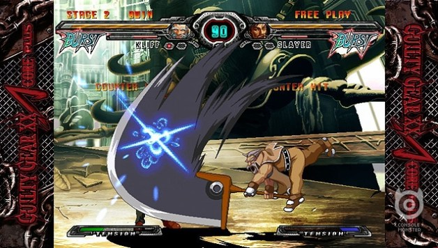 Guilty Gear XX Accent Core Plus Review