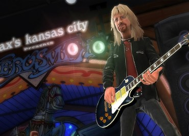 Guitar Hero: Aerosmith Concept Art Released