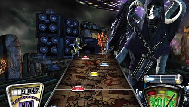 Guitar Hero II to rock out in NYC