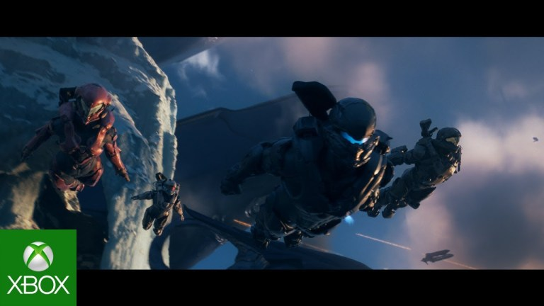 Halo 5: Guardians - Opening Cinematic