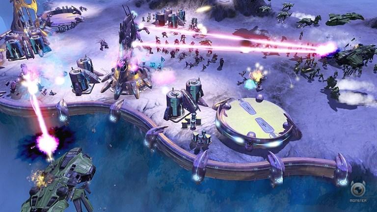 Halo Wars DLC - Historic Battles (360) Review