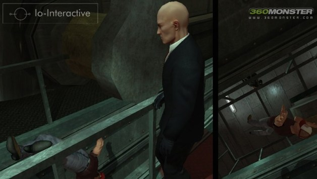 Hitman: Blood Money on target for Friday release