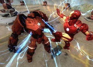 Iron Man 2 game coming to Home