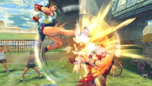 Japanese Street Fighter IV trailer!!