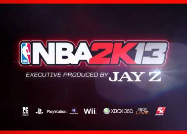 Jay-Z to produce for NBA 2k13