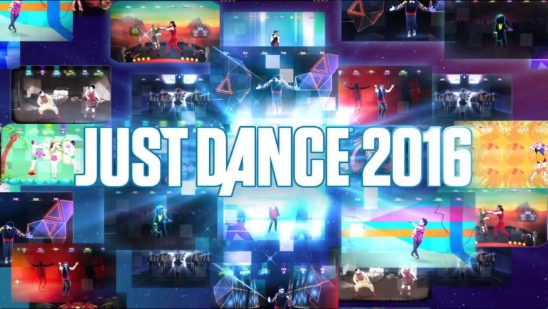 Just Dance 2016 - Hot New Tracks Trailer