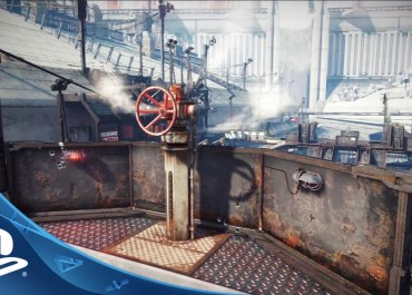 Killzone Shadow Fall - Stormgracht DLC Map