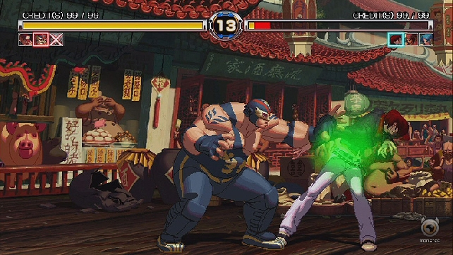 King of Fighters Website Launches