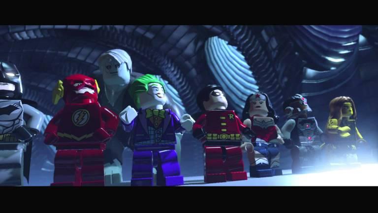 LEGO Batman 3: Beyond Gotham - Cast Trailer