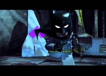 LEGO Batman 3: Beyond Gotham - San Diego Comic-Con Trailer