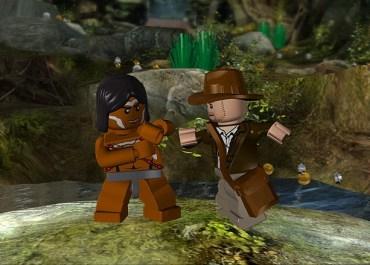 LEGO Indiana Jones - New Site and Trailer