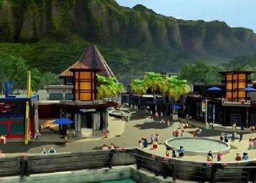 LEGO Jurassic World scores third #1 in UK Video Games Chart
