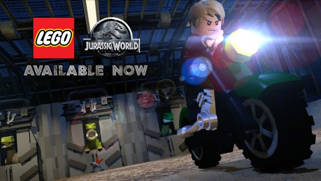 LEGO Jurassic World tops UK Video Games Chart