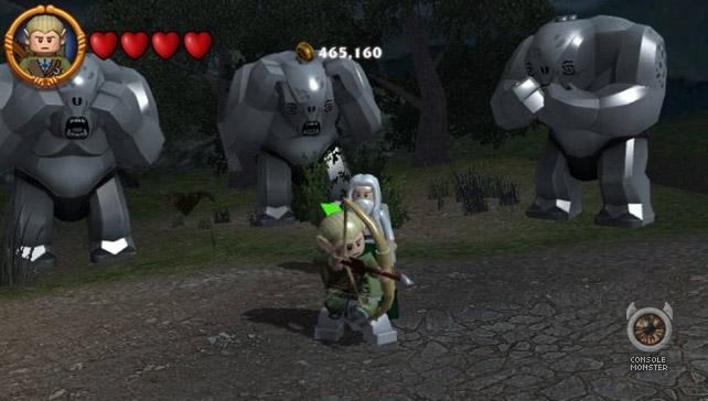 LEGO: LOTR Screenshots