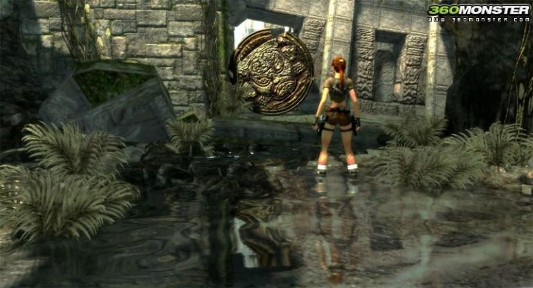 Lara Croft jumps onto the Marketplace