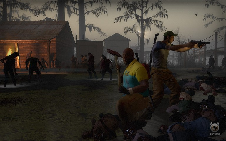 Left 4 Dead 2 free online this weekend
