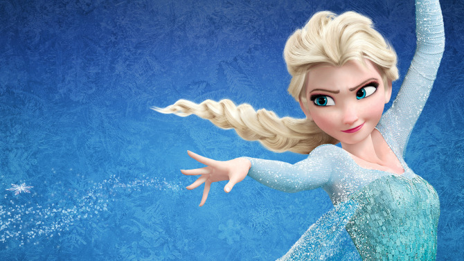 Let it go with the limited edition Frozen-themed PS4