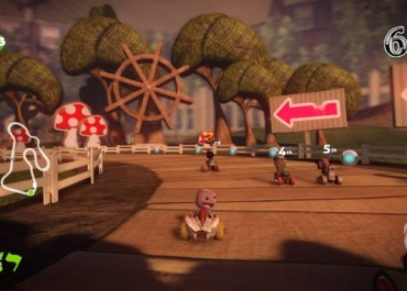 LittleBigPlanet Karting Review