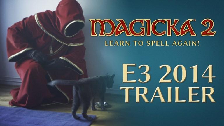 Magicka 2 - Announcement Trailer
