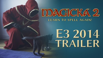 Magicka 2 - Announcement Trailer
