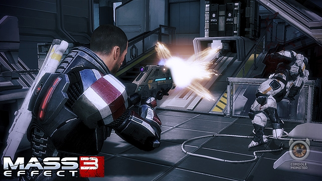 Mass Effect 3 Get's Boarded By Pirates