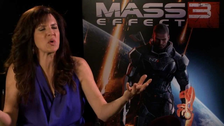 Mass Effect 3 - Voice Cast Reveal