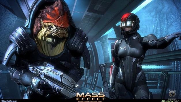 Mass Effect Screenshots
