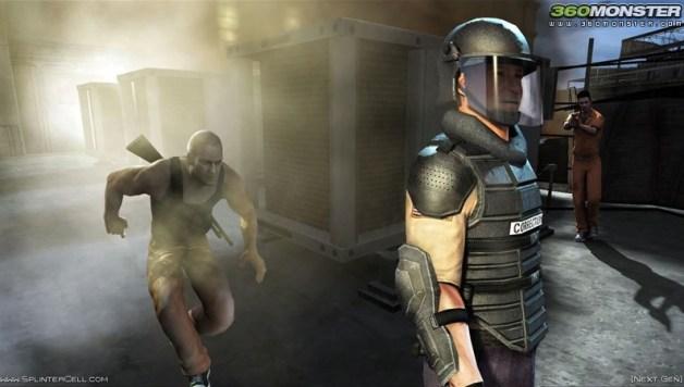 Media: 5 In-Game E3 Splinter Cell Double Agent Screens