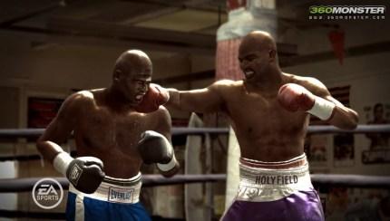 Media: Fight Night Round 3 arena images