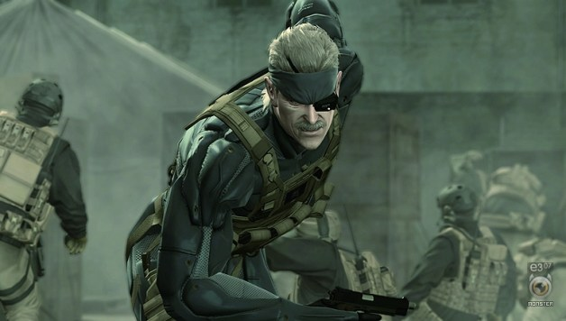 Media: Metal Gear Solid 4