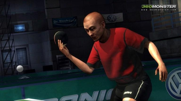 Media: Rockstar presents Table Tennis