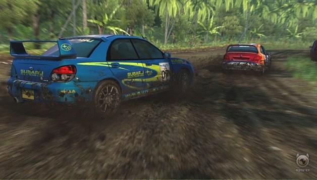 Media: Sega Rally Revo + Info