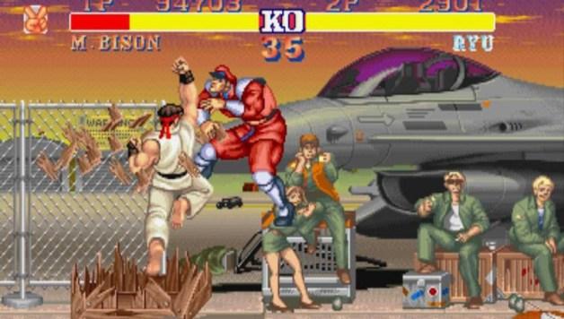 Media: Street Fighter 2